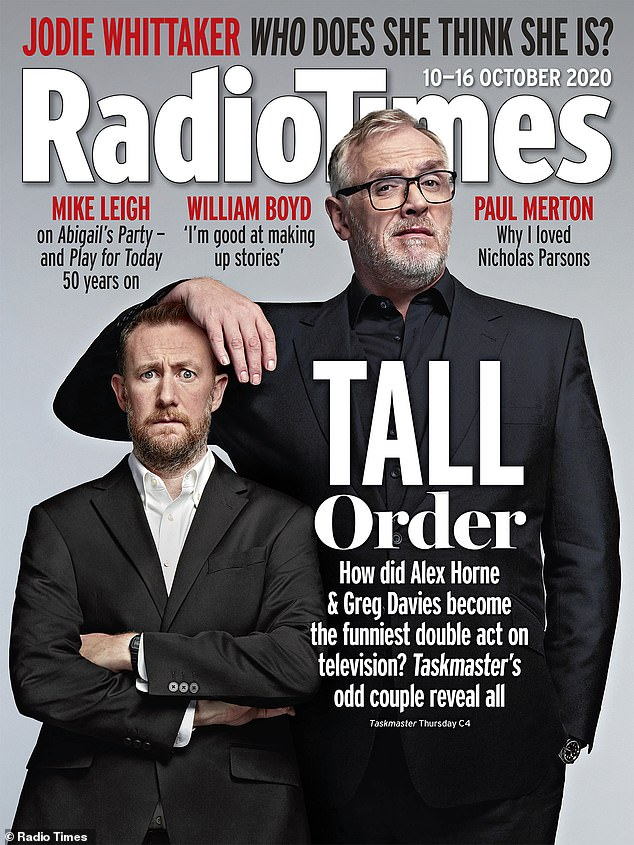 Interview: The latest issue of Radio Times magazine is on sale now
