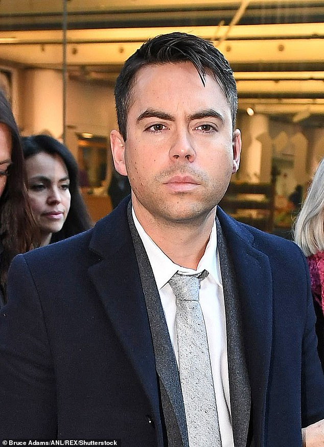 Disgrace: Bruno, 38, was sacked in 2017 following his conviction for sexual assault, after groping two women at a drunken party