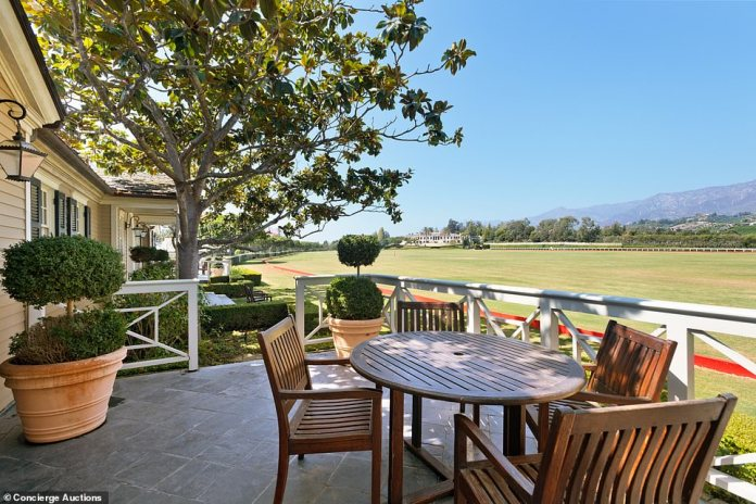 Polo-lovers can enjoy watching the game from several viewing verandas as well as a private clubhouse onsite