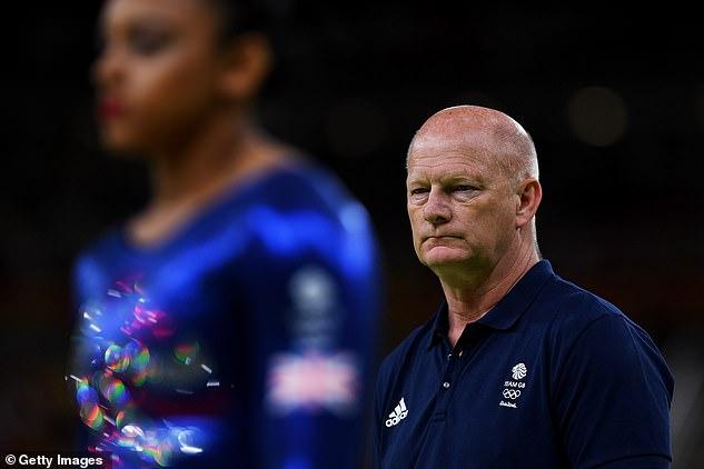 CoachColin Still (pictured) was placed under investigation by British Gymnastics last year