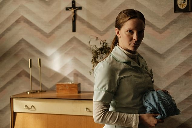 Morfydd Clark in the disturbing Saint Maud makes the main character both empathetic and terrifying