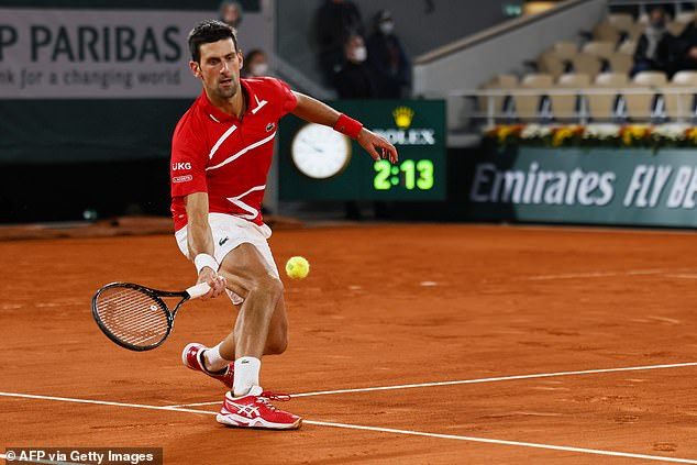 Djokovic received the most extensive semi-final workout in a five-set thriller on Friday night