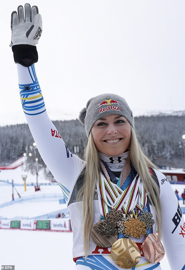 Prior to her relationship with PK: Lindsey was married fellow Olympian Thomas Vonn from 2007 until 2013, and later dated star golfer Tiger Woods; seen in Sweden in February of 2019