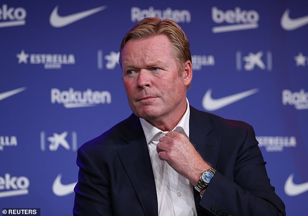 'I'm good with Luis, the club felt we had to rejuvenate': Ronald Koeman wanted Luis Suarez to STAY