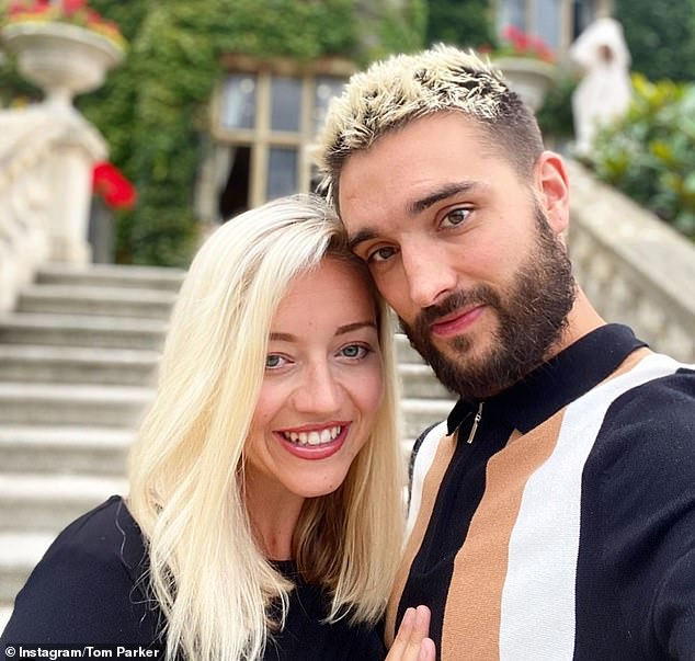 Remaining positive:The couple added they have not asked about a prognosis, with Kelsey saying it would not be good for Tom's state of mind, and that he would 'sit and count down the days and not live his life'