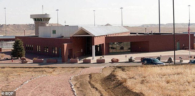Supermax ADX Florence prison where Adel Abdel Bary, 60, was serving his sentence