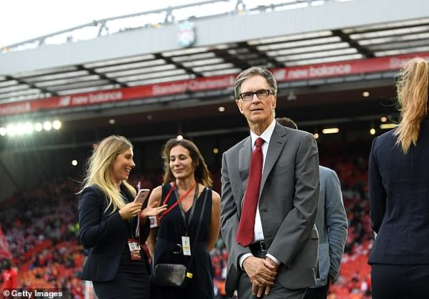 John W. Henry is one of the key players, bringing back the idea for the first time in 2017