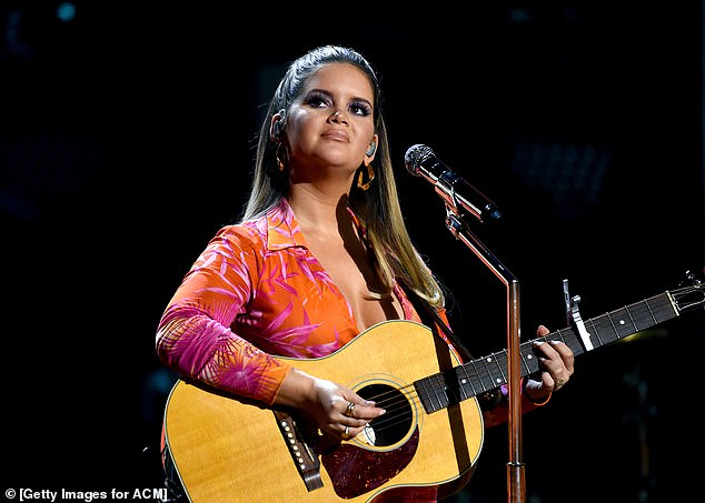 Dreams come true: By 20, she moved her life from Arlington, TX, to Nashville, TN, in pursuits of pursuing her dreams of being a full-time singer; seen in August 2020