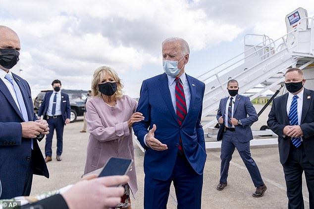 """When Biden shared his opinion that Amy Coney Barrett should not speak about her Catholic faith in the SCOTUS hearings, Biden did not refer to Mitt Romney by name but instead mentioned, """"I got in trouble when we ran into the Senator who was a Mormon - the governor '"""