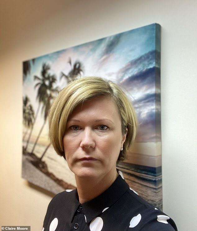 Claire Moore, 43, runsPeakes Travel Elite in Shrewsbury, which was named A