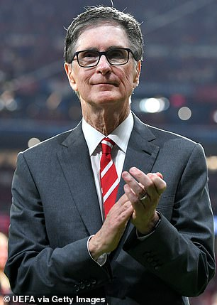 Liverpool owner John W. Henry has previously been criticized for his intention to use the leave program