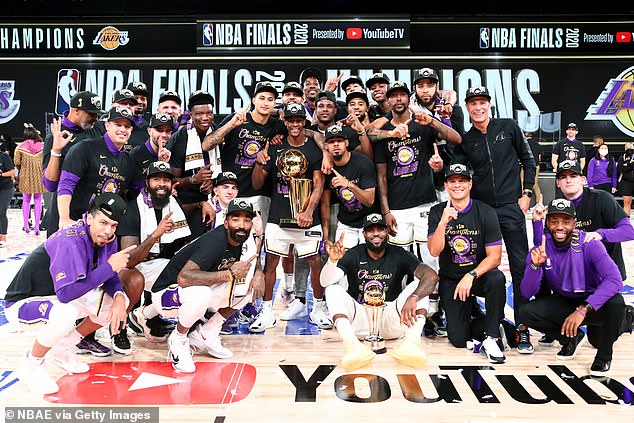 For Kobe: The Lakers won their 17th NBA Championship Sunday after winning Game 6 (106-93), making the Lakers Series 4-2 Heat; sunday in the photo