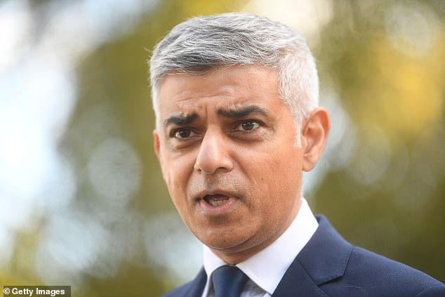 Mayor Sadiq Khan said that a support package would be needed for lockdown London