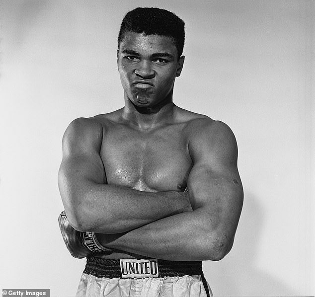 He also spoke of his admiration for Muhammad Ali, who famously spoke out against racism