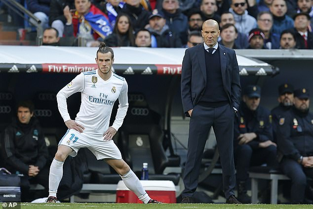 He proved his guns are still fired after passing Real Madrid's fitness tests after lockdown
