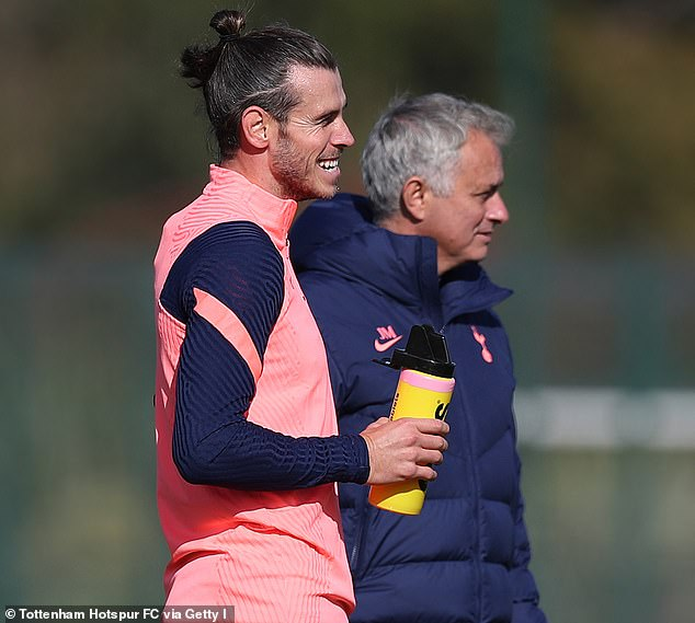 Spurs haven't won any silverware since Bale left and Mourinho will need winners to end it