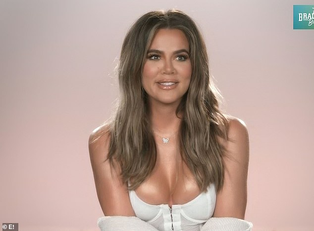 Reached out:Khloé Kardashian, 36, said Kendall felt alone and was disappointed that no one else had reached out to her