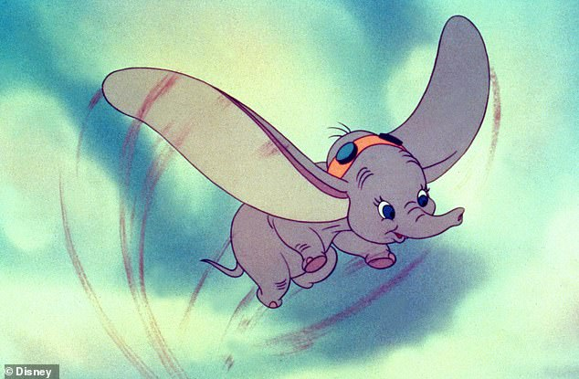 Not so harmless: Dumbo comes under fire for its references to racist segregationist laws in the deep south, as well as its use of affected African-American voices