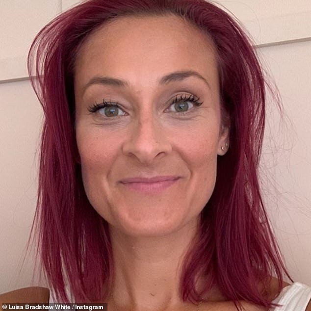 Announcement: The actress, 45, took to Instagram on Friday to announce she was leaving the BBC soap opera, revealing she had had the 'most incredible time'