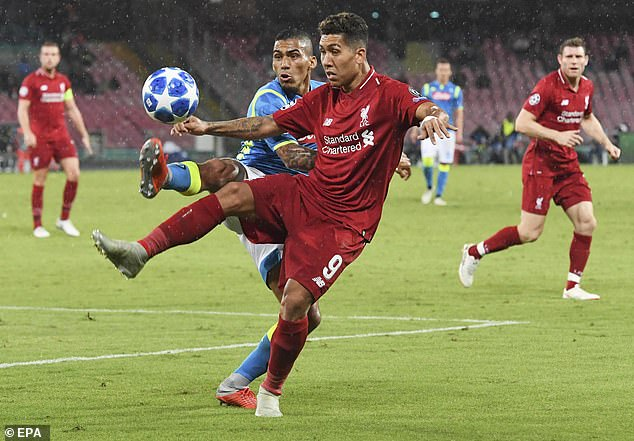 The Brazlian have been part of two wins and a draw in recent years against the Reds