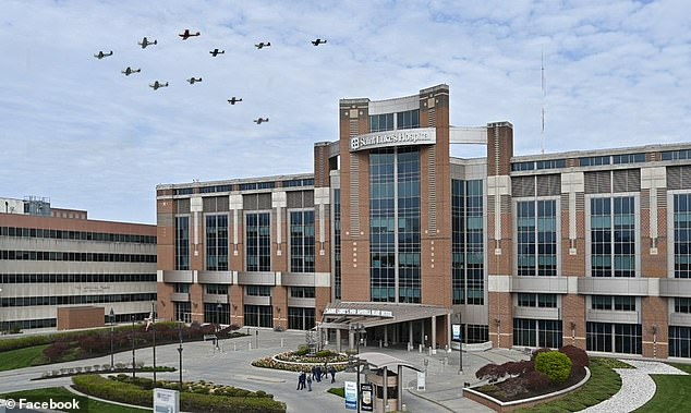 Pictured: a medical center that's part of theSt. Luke's Health System in Kansas City, Missouri
