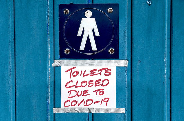 In June, the Government wrote to local councils explicitly stating that ¿enabling access to toilets is vital¿, and gave detailed guidance for maintaining social distancing and hygiene