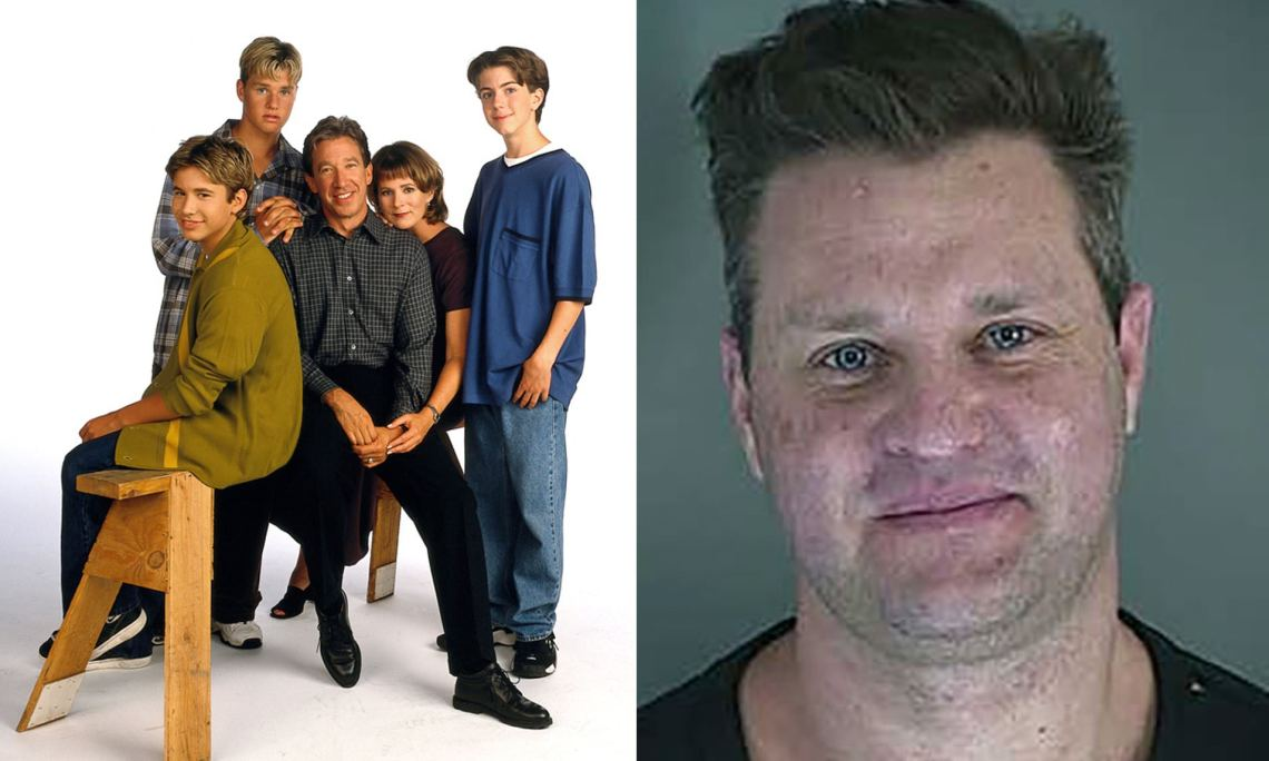 Home Improvement Star Zachery Ty Bryan Is Arrested In Domestic Incident Daily Mail Online