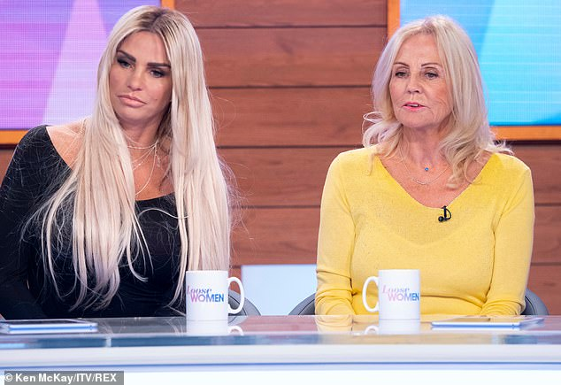 Health: When Amy was first diagnosed, doctors gave her a life expectancy of three to five years (pictured last year on Loose Women)