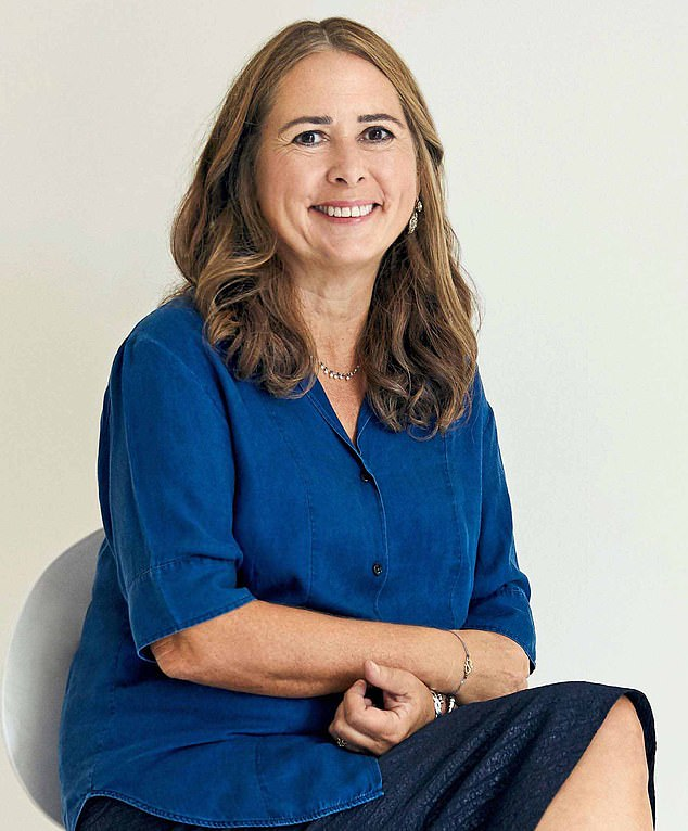 I don't feel it's in any way interesting (not that the other signs of ageing are particularly riveting), but recently I have begun to realise I am out on my own on this one writes Alexandra Shulman (pictured)