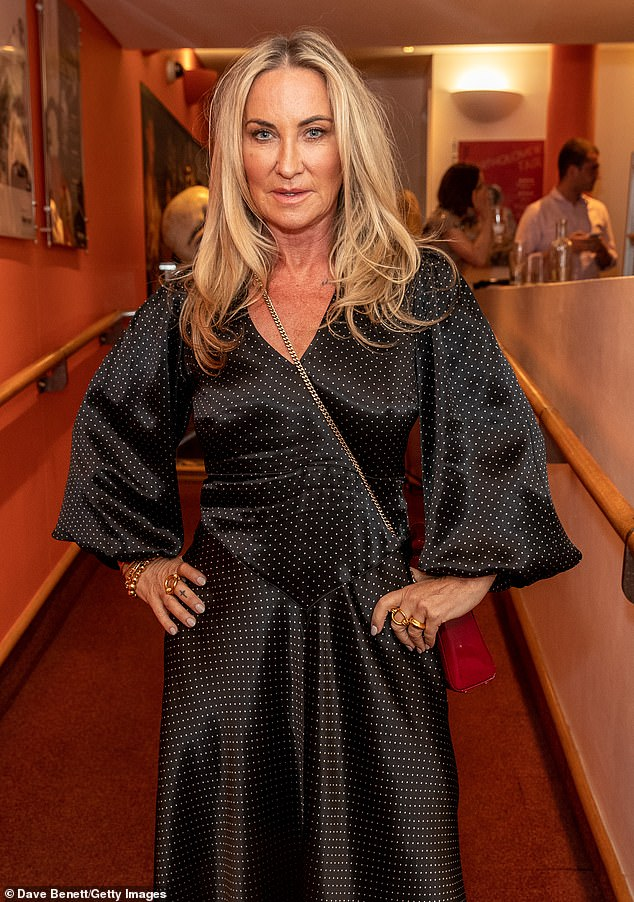 Meg Mathews (pictured), once a raucous Brit Pop wife married to Noel Gallagher, has published The New Hot: Taking On The Menopause With Attitude And Style