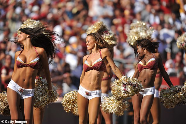 Former cheerleaders for the team fear that Washington will cancel the program instead of holding officials accountable, similar to what the Buffalo Bills did in 2014