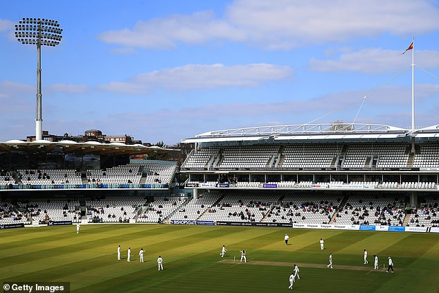 Ms Patel has taken advantage of an offer to jump its notoriously long waiting list and take up life membership. People usually wait over 20 years for the right to walk into the Lord's pavilion and watch Test cricket
