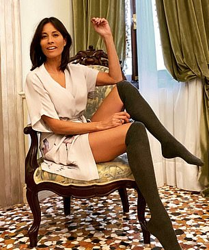 The first thought that popped into my mind when I saw those pictures of her gallivanting around Venice with a 23-year-old gondolier called Riccardo was, blimey, Melanie Sykes is what age?