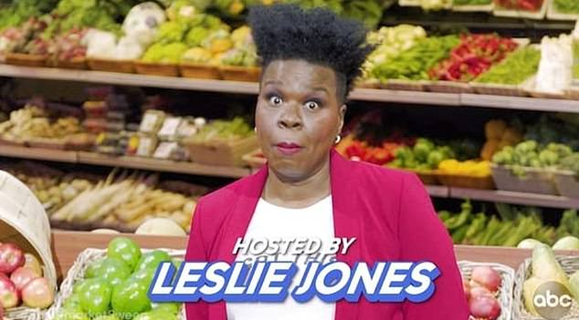 Excited: In a recent interview with People, Leslie opened up about her enthusiasm for the show and her personal favorite part of being a part of a game show.