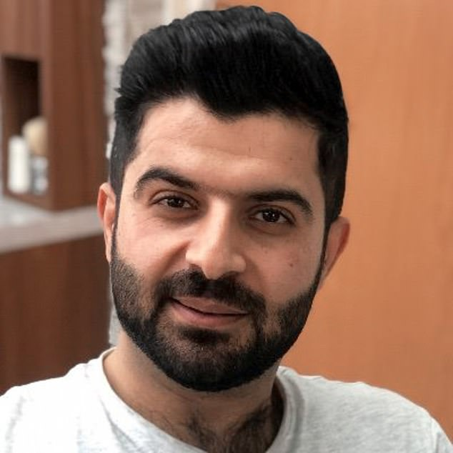 Dana Nawzar Jaf (pictured) – a former Chevening Scholar at Durham University – questioned the police's decision to kill Chechen fanatic Aboulakh Anzorov