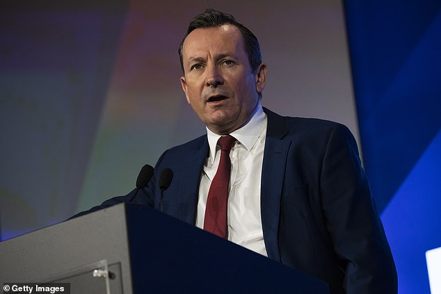 Western Australia is outside the bubble. WA Premier Mark McGowan (pictured) said better management was needed after 25 New Zealanders flouted border restrictions to fly to Perth