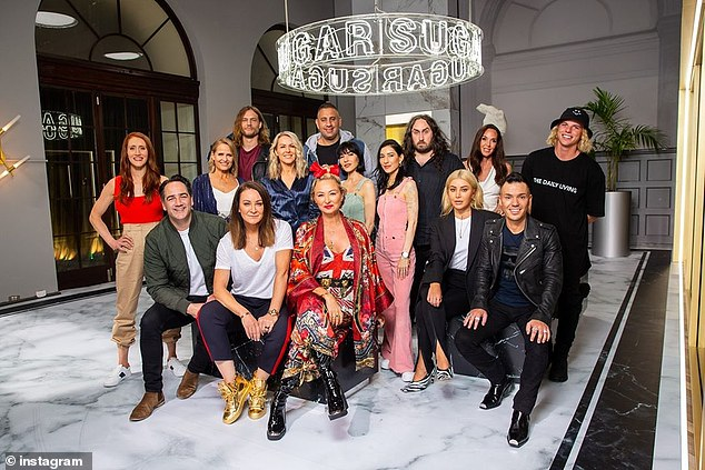 Ready to rumble:Shaynna is one of the many famous faces who will appear on the forthcoming season of Celebrity Apprentice. Itwill premiere on Channel Nine in 2021