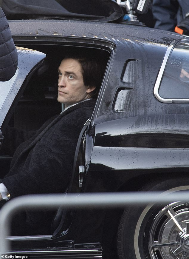 Lead: Robert Pattinson is taking on the role of the Caped Crusader in the upcoming film