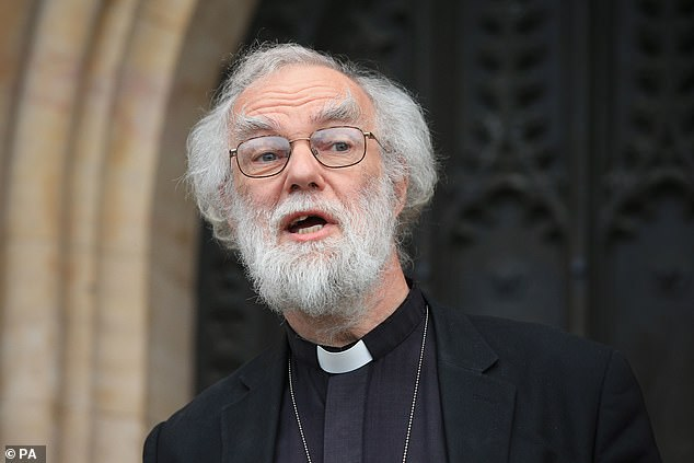 While there is no automatic right for archbishops to be given a life peerage, Sentamu's snubbing broke a tradition which saw his predecessor, Lord Hope, and the last Archbishop of Canterbury, Rowan Williams (pictured), made into life peers