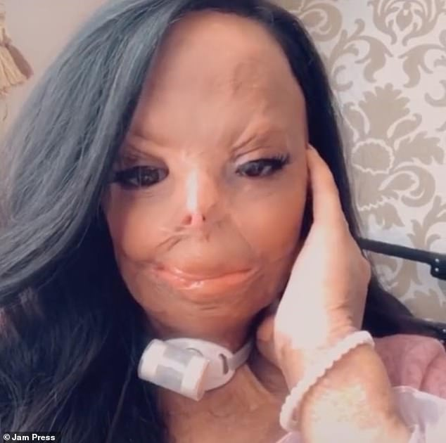Aleema says her 'confidence and self-love' are at an all-time high, and she has amassed a loyal fanbase online, where she shares make-up tutorials