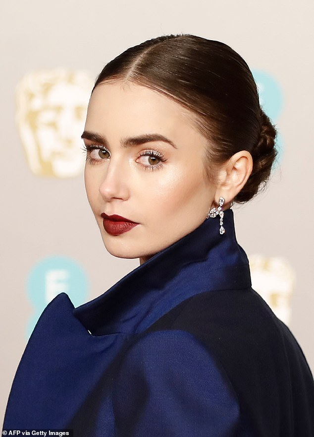 British born: Lily Collins is sad that she no longer has an English accent