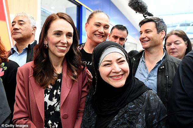 While Ms Ardern has styled herself as the anti-Trump leader, she has followed the United States and Australia in banning Chinese telecommunications giant Huawei from installing 5G mobile phone technology. During her first term, she slashed immigration and banned foreigners from buying real estaet