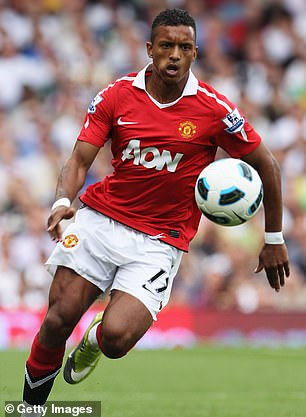Nani won 12 trophies during eight years at the club
