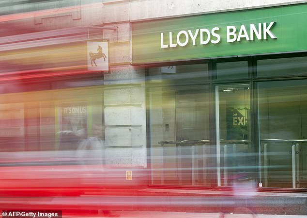 Lloyds Bank: offers the best current account for interest on large balances