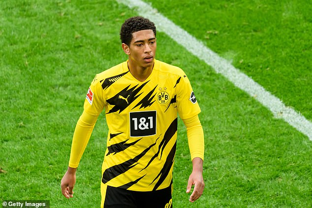 After moving to Dortmund Jude Bellingham is ready to make his debut in the competition
