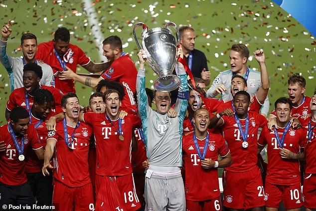 The idea of a European Premier League could come to usurp the UEFA Champions League