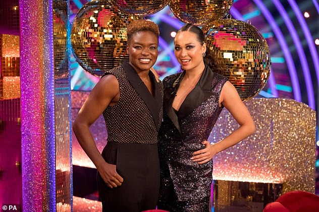 'Dancing is dancing': Katya, 31, said she believes she and Nicola will be 'a powerhouse together' as they're both 'strong-minded women' in a chat with the Radio Times