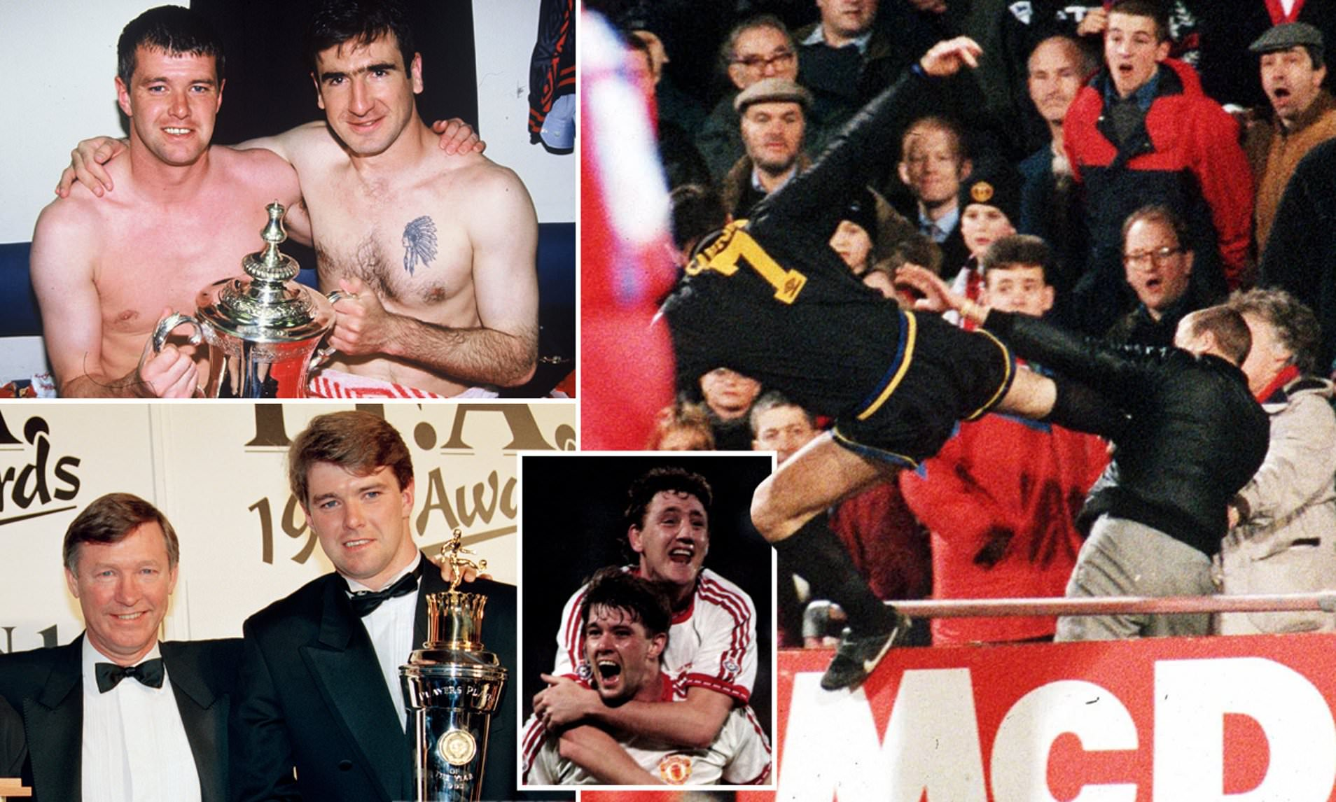 Eric cantona's kick, 25 years on: Gary Pallister Recalls What Sir Alex Ferguson Told Eric Cantona After His Kung Fu Kick Daily Mail Online
