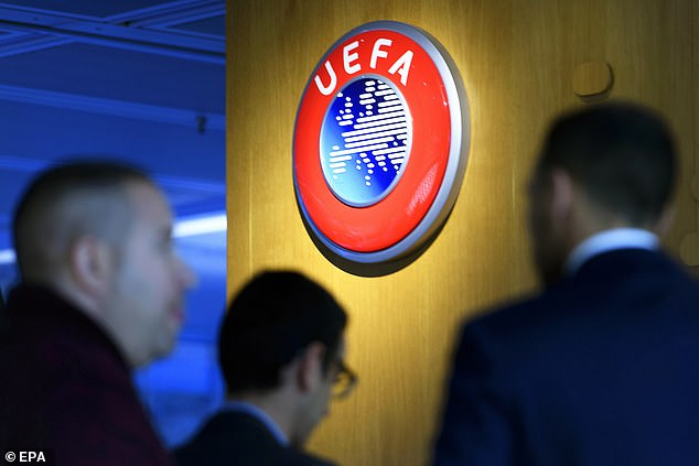 European football governing body UEFA were quick to reject the Super League idea this week