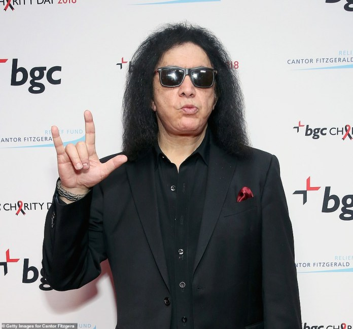 Major investment: Legendary KISS singer and bassist bought the property as a small ranch in 1984 for $ 1.35 million
